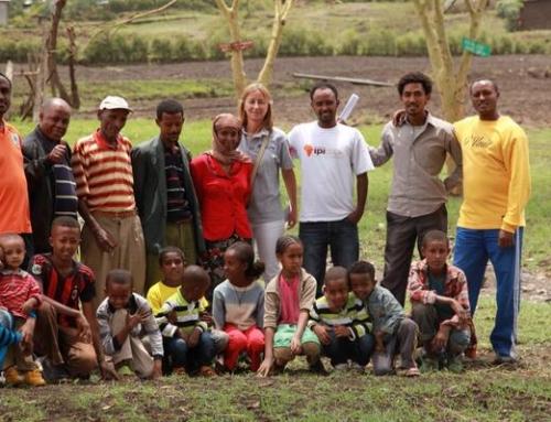 Formació de monitors e Etiòpia.