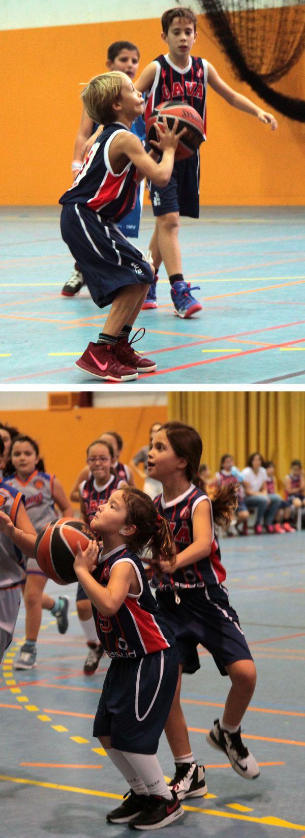 Escola de basquet gava